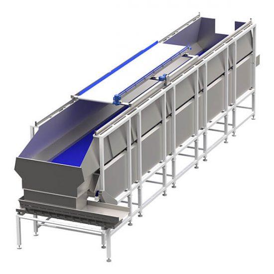 Bulk Storage System - Cox & Plant
