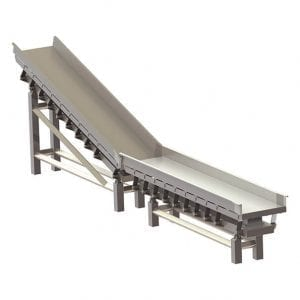 Incline Conveyors - Cox & Plant