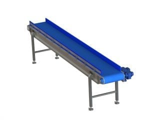3D Belt Conveyors
