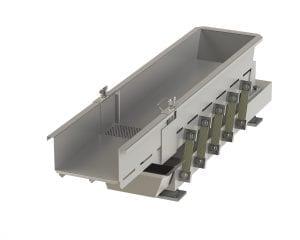 3D Sieve Conveyor