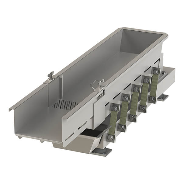Feed Conveyors - Cox & Plant