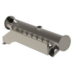 Tubular Conveyor - Cox & Plant