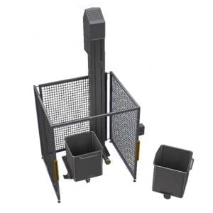 Single & Double Column Tippers - Cox & Plant