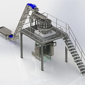 Weigher Feed system