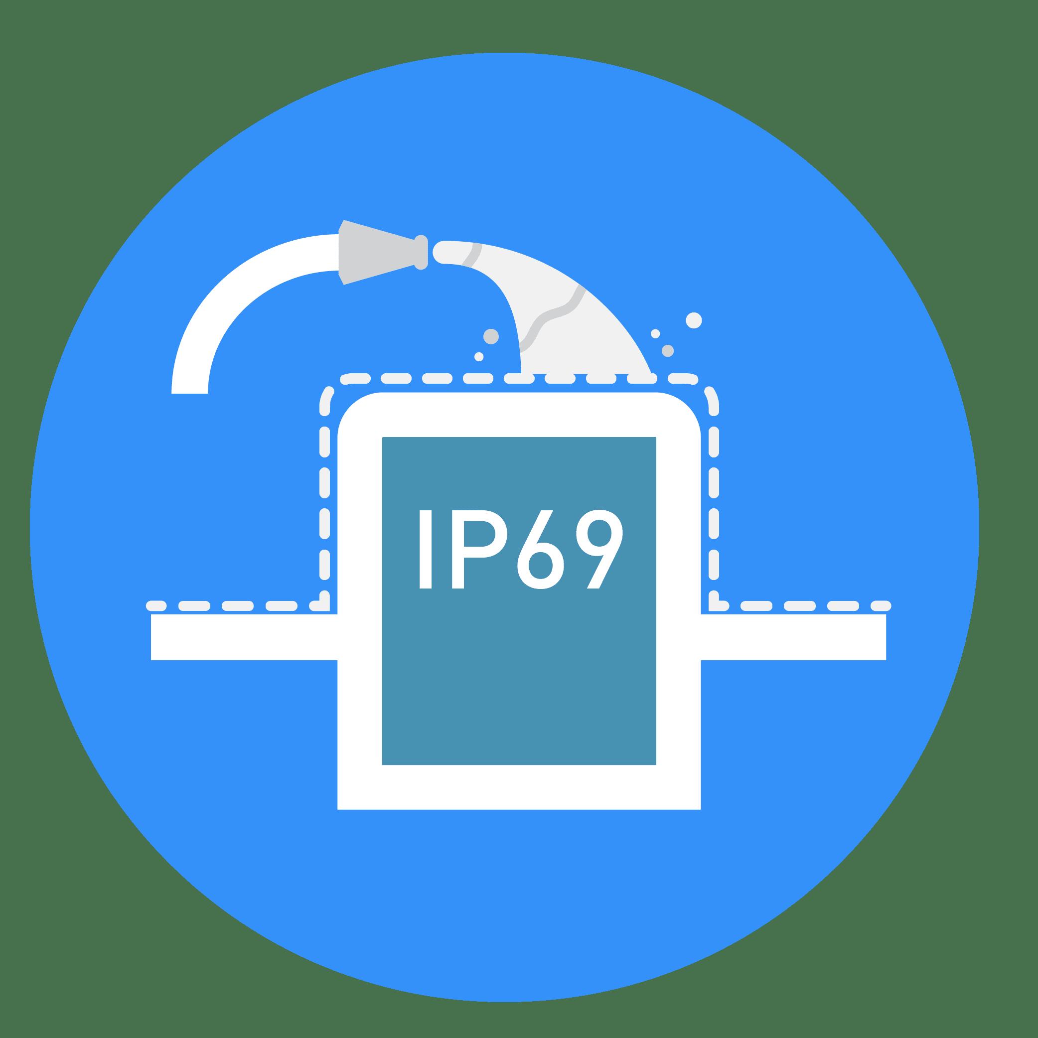 IP69 Drives