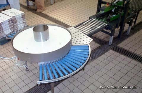Rotary Table & Packing Station