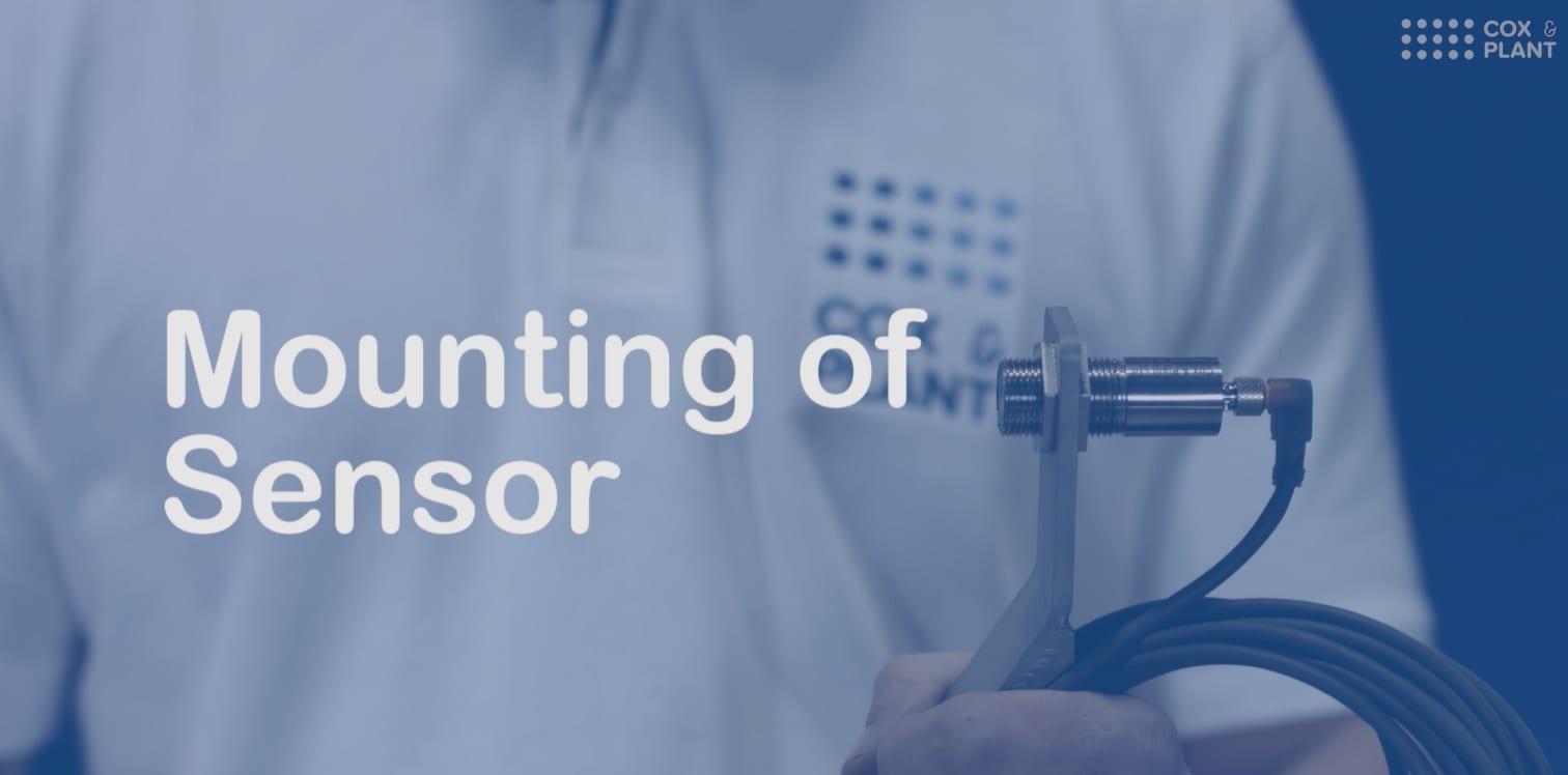 mounting-of-sensor